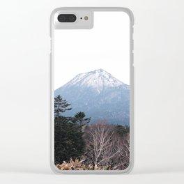 Springtime in Hokkaido Clear iPhone Case