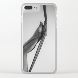 Leggy Clear iPhone Case