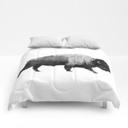 Bison, Buffalo Comforters