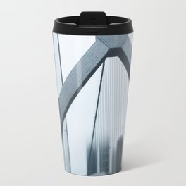 City in the Clouds- San Francisco  Travel Mug