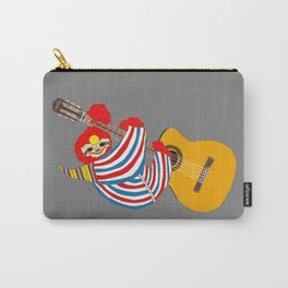 Heroes Sloth Vintage Guitar Carry-All Pouch