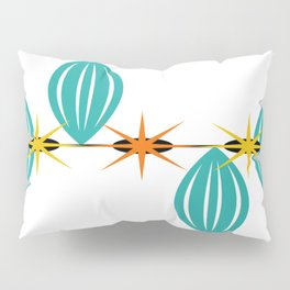 Mid-Century Modern Art 1.5 Pillow Sham