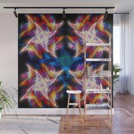 Ferny Fractals Wall Mural