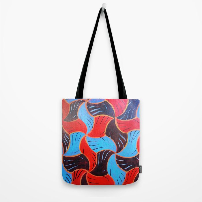 Buenos Aires Tessellation Tote Bag