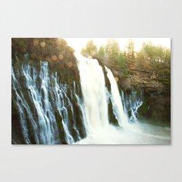 Waterfall of Dreams Canvas Print