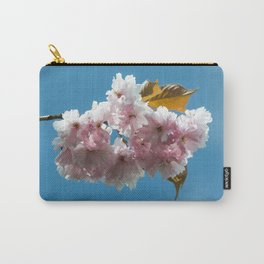 Cheery Blossom Up Close Carry-All Pouch