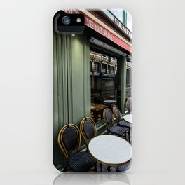 Lille, Central Point iPhone Case