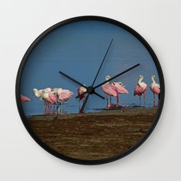 Free to Be Me Wall Clock