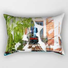 LETRAS - BONS ARES 1 Rectangular Pillow