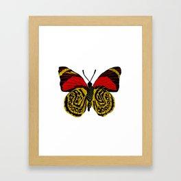 fly away 4 Framed Art Print