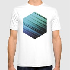 Color Box by [PE] SMALL White Mens Fitted Tee
