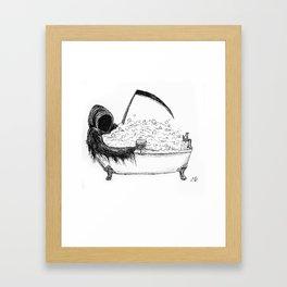 Inktober 2018: Day 7 Framed Art Print