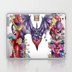 M Laptop & iPad Skin