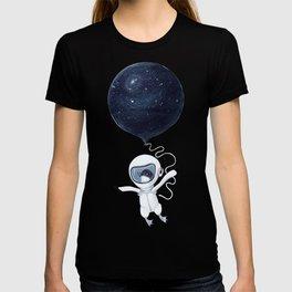 Penguin fly T-shirt
