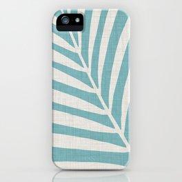 Vintage Palm Frond iPhone Case