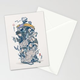 CAN CNTRL Stationery Cards