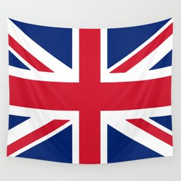 Flag of the United Kingdom Wall Tapestry