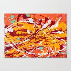 Mango Tango Canvas Print