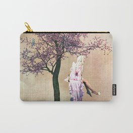 Blossom Angel Carry-All Pouch