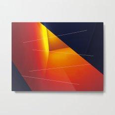 wall+space Metal Print
