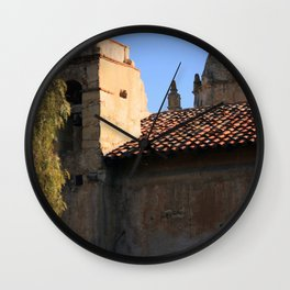 Carmel Mission Basilica Wall Clock