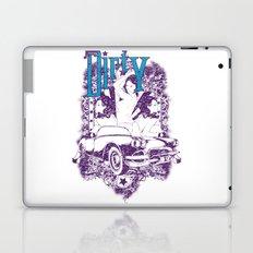 Dirty girl Laptop & iPad Skin