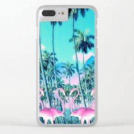 Wham! Clear iPhone Case