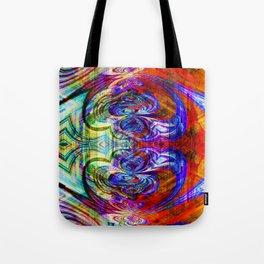 abstract fn Tote Bag