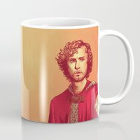leon Mugs featuring Sir Leon by Eviko