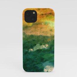 Hateful Yellow iPhone Case