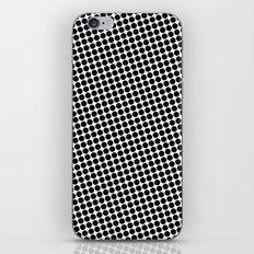 BLACK DOT iPhone & iPod Skin
