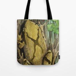 Spring Peeper Tote Bag