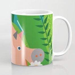 Piglet and sorrel Coffee Mug