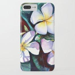 Evening Plumeia iPhone Case
