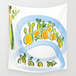 Plant Squad Wall Tapestry