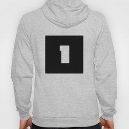 Number ONE - 1 - Minimalism Hoody