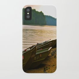 """""""Calling It A Day"""" iPhone Case"""