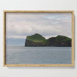 Icelandic Isolation Serving Tray