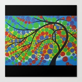 tree of joy Canvas Print