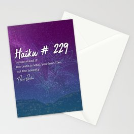 Neici Parker Haiku - 229 Stationery Cards