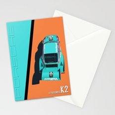 1977 935 Kremer K2 - DRM Nürburgring - Bob Wollek Winner Stationery Cards