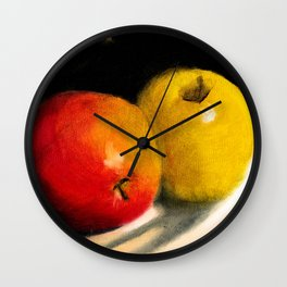 Just Pomme Wall Clock