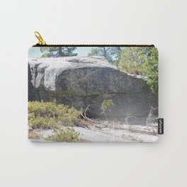 Same as the big picture, just split up into each side, alligator, road trip, rock formation Carry-All Pouch