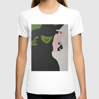 wicked T-shirts featuring Wicked by Sierra Christy Art