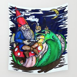 Bedtime Story Wall Tapestry