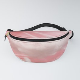 """Pink pastel sweet heaven and clouds"" Fanny Pack"
