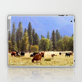 Fall Day in Hayfork, California.... Laptop & iPad Skin