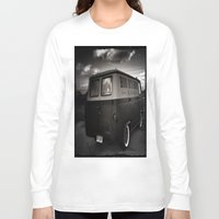ford Long Sleeve T-shirts featuring old ford by Joedunnz