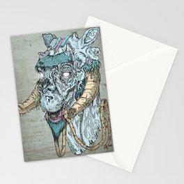 Taun  Taun Zombie Stationery Cards
