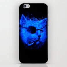 Irie Eye Blue iPhone & iPod Skin